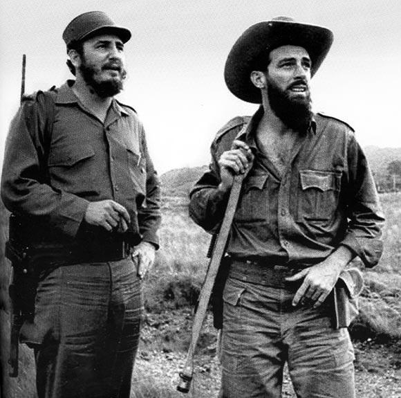 Fidel e Camilo Cienfuegos