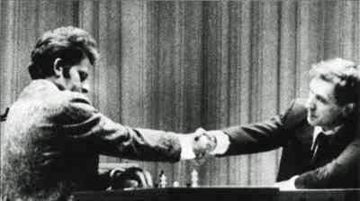 Spassky e Fischer