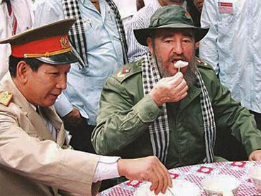 Raúl e Fidel