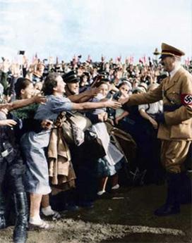 Hitler e o povo