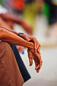 mãos cubanas