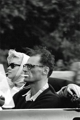 Marilyn e Arthur Miller