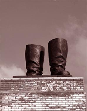 As botas de Estaline