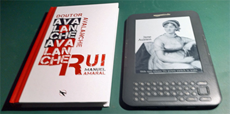 O Kindle e o amigo