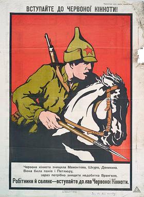 cavalaria vermelha
