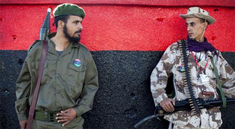 Em Benghazi