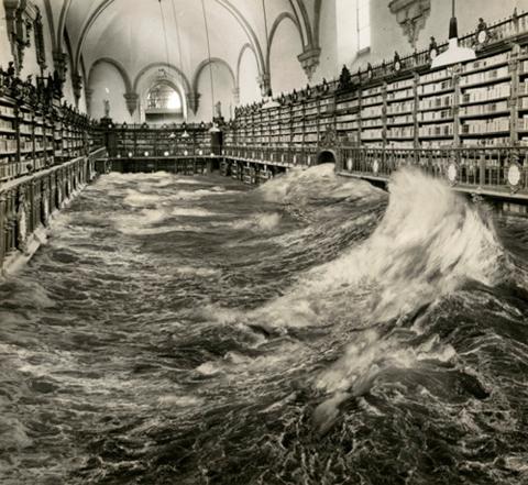 A última biblioteca