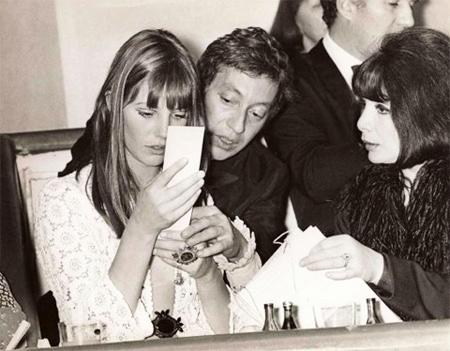 Birkin, Gainsbourg, Gréco, «Selfie»