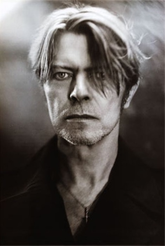 David Bowie por Annie Leibovitz