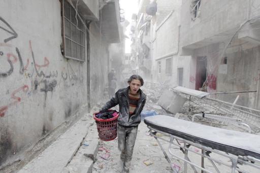 Fotografia: Reuters/Rami Zayat
